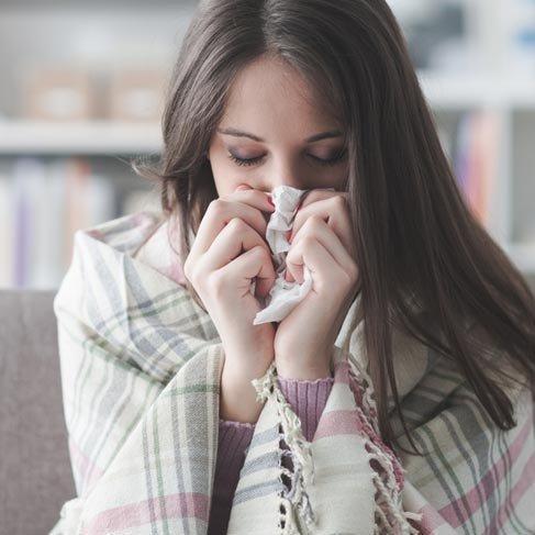 Dikkat! Yazın da grip olabilirsiniz