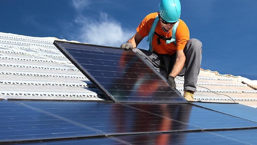 Güneş enerjisiyle tasarruf zamanı!