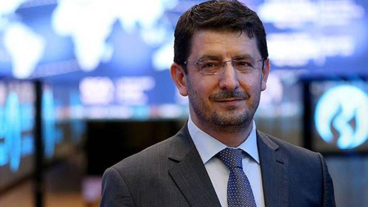 Himmet Karadağ, Borsa İstanbul'daki görevinden ayrıldı