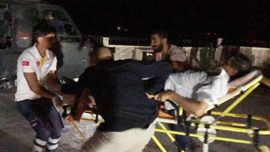 CHP'li vekil hastaneye kaldırıldı!