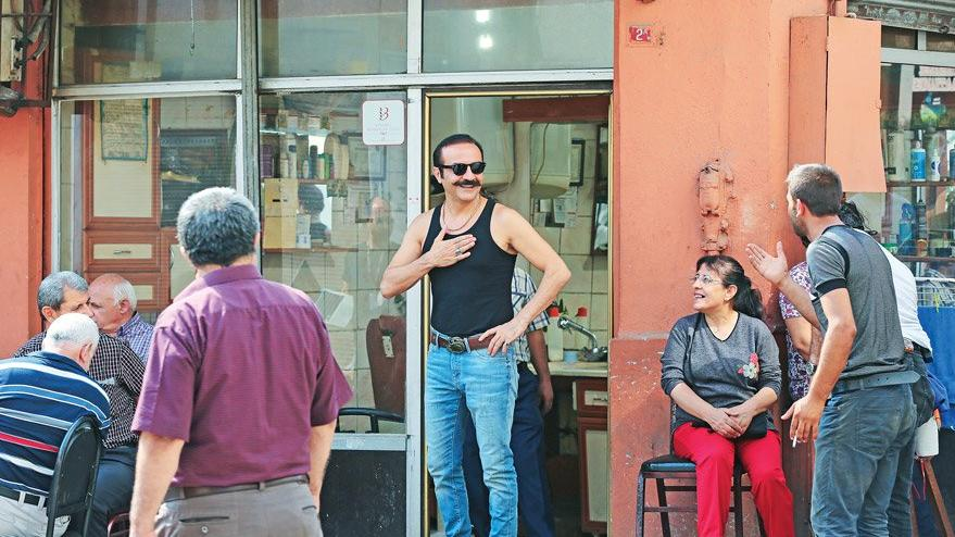 Bu filmde İstanbul başrolde
