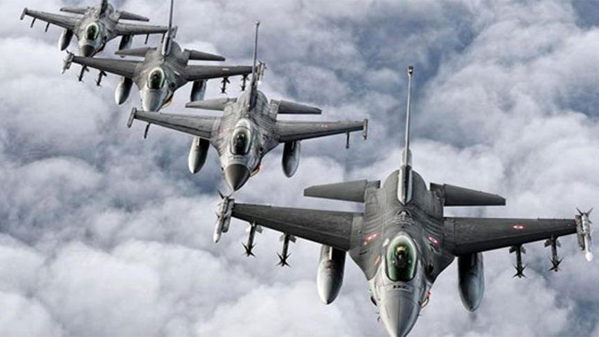 Son Dakika... Irak'ın kuzeyine hava harekatı!