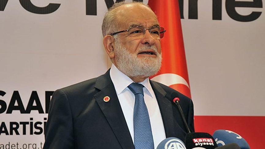 Temel Karamollaoğlu'ndan 'Kanal İstanbul' açıklaması