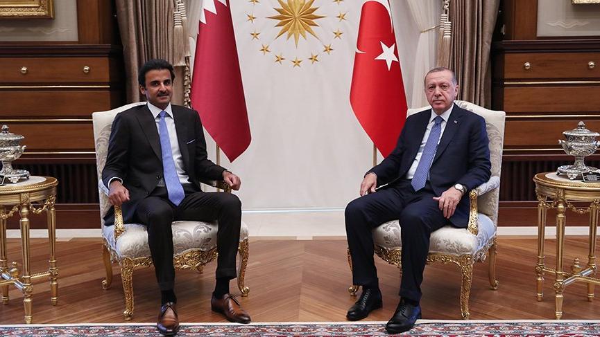 Son Dakika... Katar'dan Türkiye'ye 15 milyar dolarlık yatırım desteği