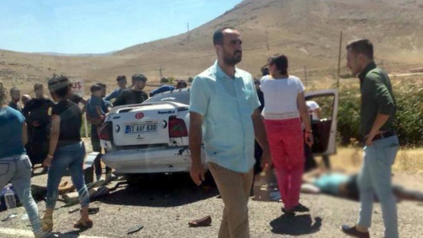 Kayseri'de feci kaza! İkiz kardeşler hayatını kaybetti