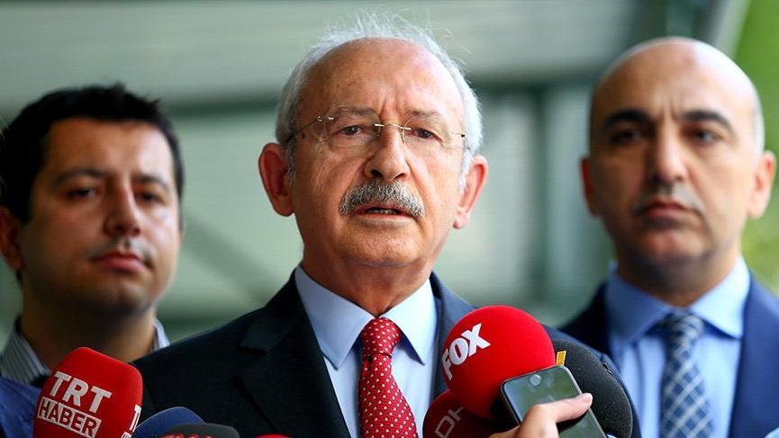 'Türkiye yönetilmiyor, Türkiye savruluyor…'
