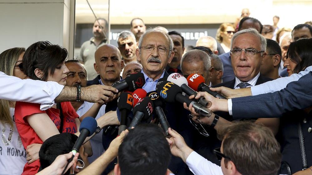 Kurultaya gitmeyen CHP'nin vitrini değişiyor