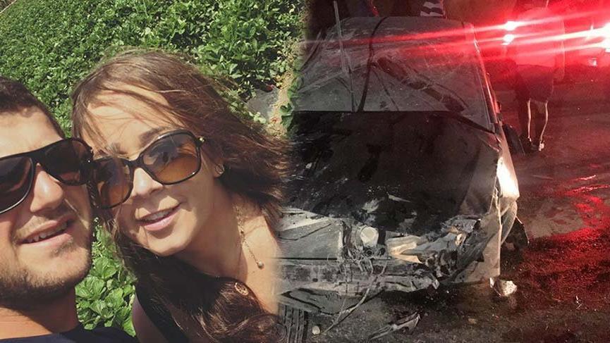 5 aylık bebeği olan Laura Jane Şeker, hayatını kaybetti
