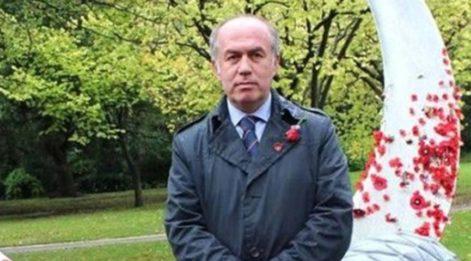 CHP'li eski bakanın eniştesi Musul'a atandı