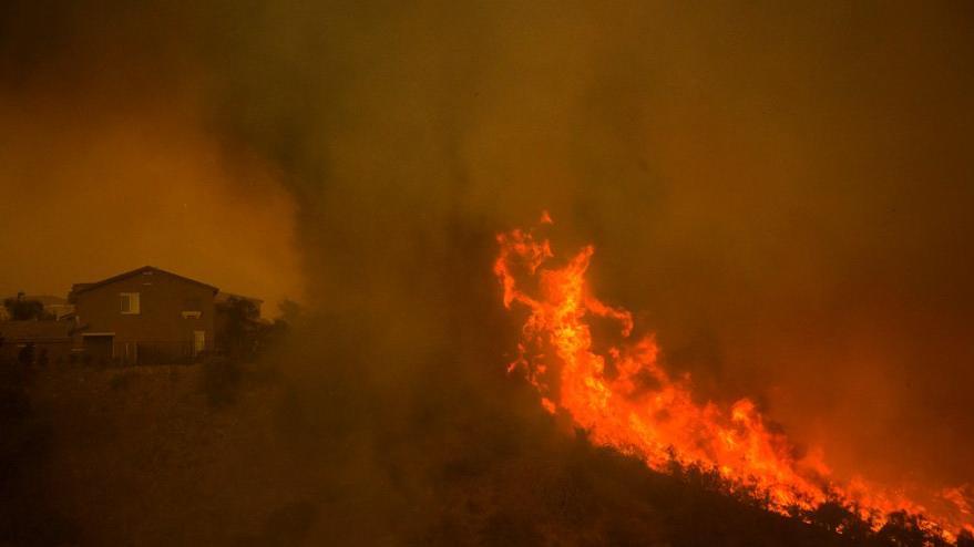 Korkunç yangını başlatan adama maksimum ceza… Bir ev gözler önünde kül oldu