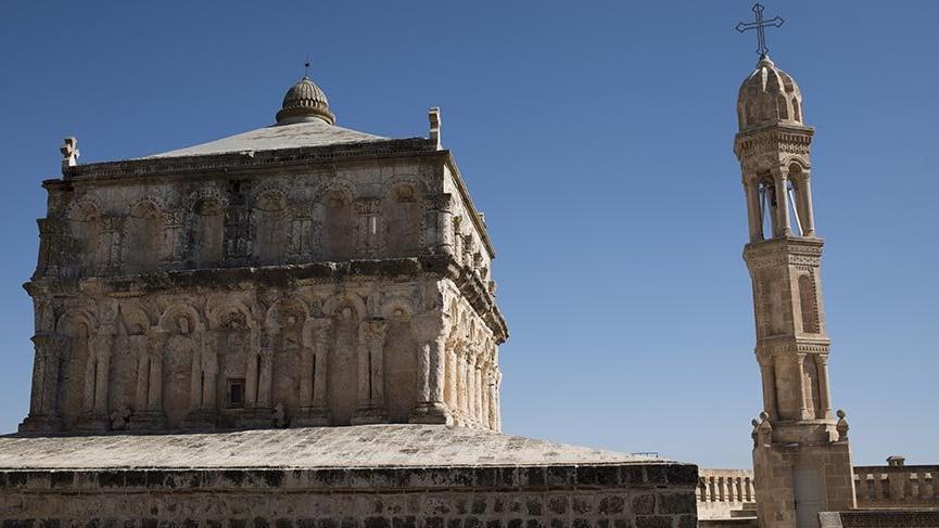 2 bin yıllık Meryem Ana Kilisesi