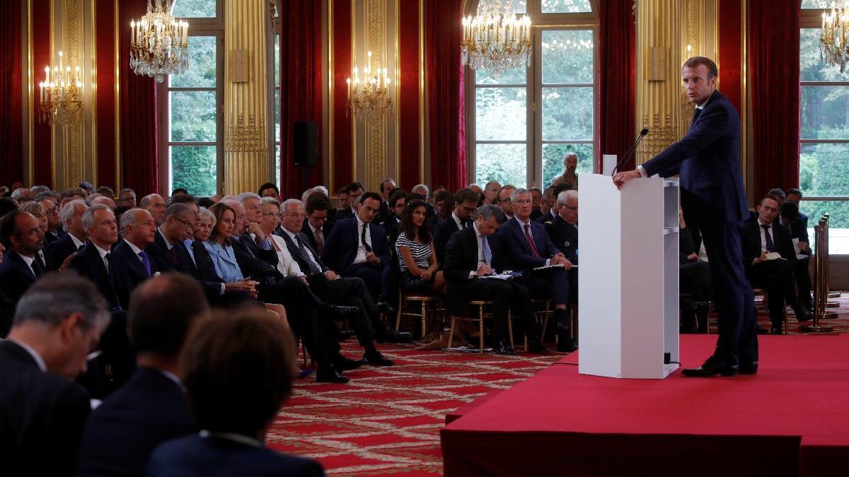 Son dakika: Dışişleri Bakanlığı'ndan Macron'a sert yanıt