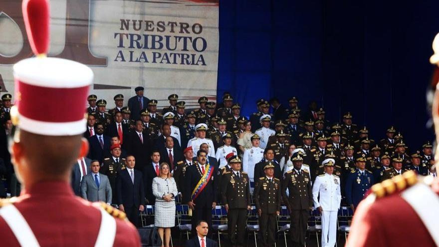 Venezuela lideri Maduro'ya bombalı saldırı (Maduro'dan ilk açıklama)