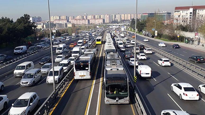 Haliç Köprüsü Metrobüs yolunda iki gece asfalt yenileme çalışması yapılacak