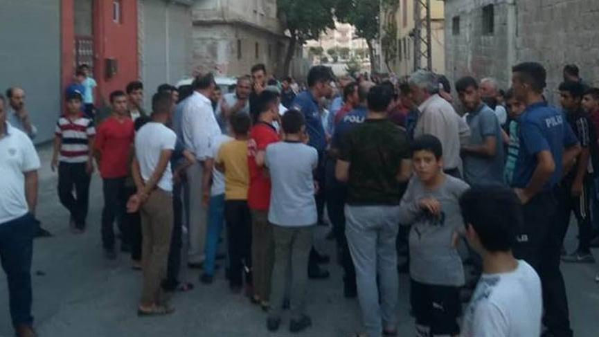 Gaziantep'te yine tehlikeli gerginlik... Taciz iddiası mahalleliyi sokağa döktü