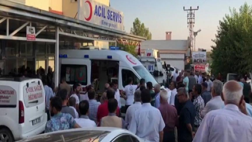 Diyarbakır'da arazi kavgası: 2 ölü, 1'i ağır 3 yaralı
