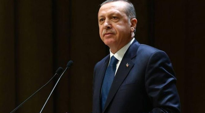 Erdoğan'dan 17 Ağustos mesajı!