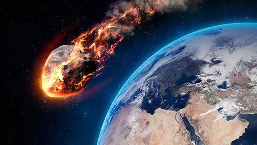 NASA duyurdu! Dünyaya hızla yaklaşıyor