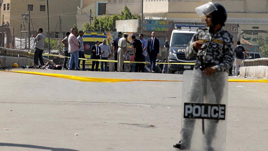 Kahire'deki Kıptî Kilisesi'ne saldırı son anda önlendi