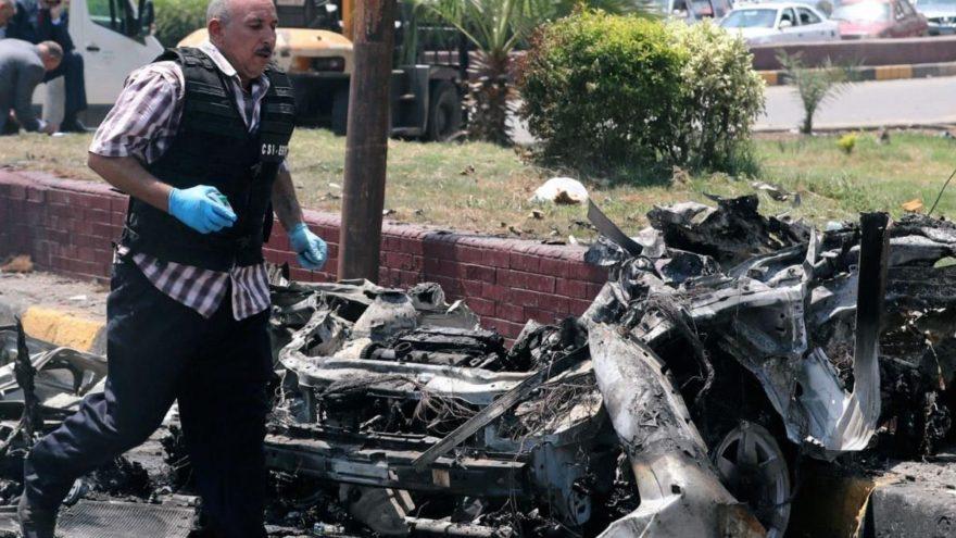 Mısır'da otomobil patladı: Çok sayıda yaralı