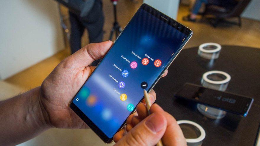 Note 9 tanıtıldı! Samsung Galaxy Note 9'un özellikleri ve fiyatı belli oldu