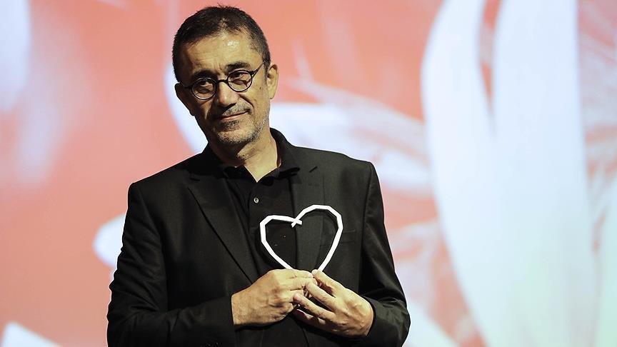 Nuri Bilge Ceylan 'Saraybosna'nın Kalbi' ödülünü aldı