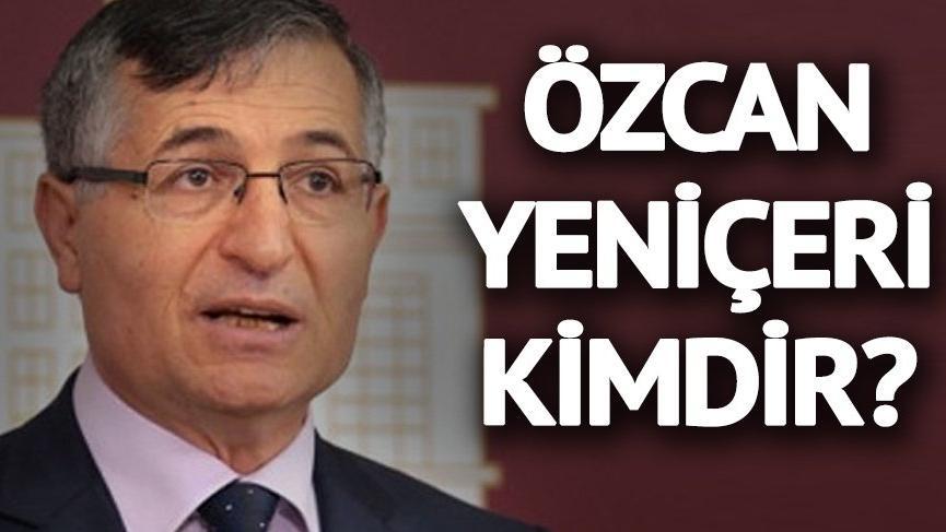 Özcan Yeniçeri kimdir? Akademisyen ve siyasetçi Özcan Yeniçeri, kaç yaşında, nereli?