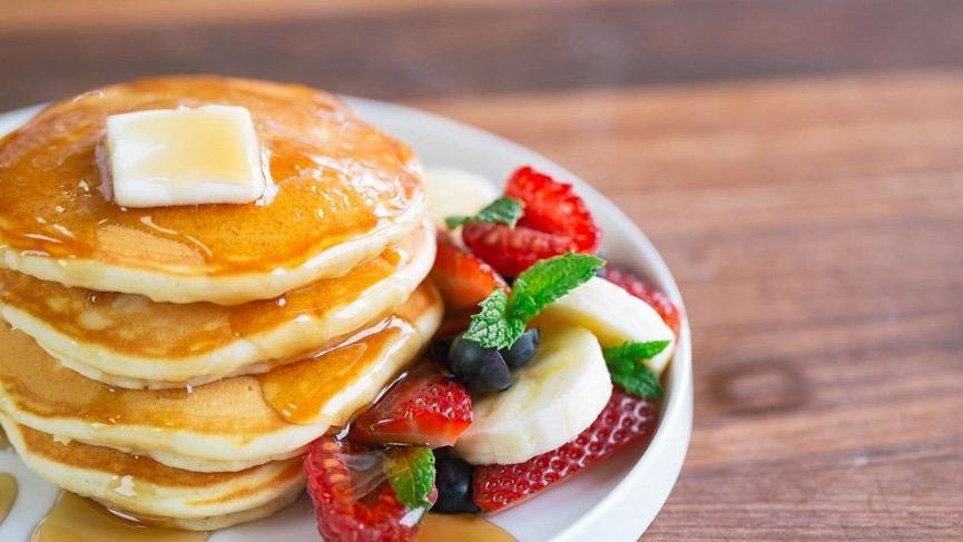 Lezzetiyle büyüleyen pankek tarifi… Hem kolay hem lezzeti pankek nasıl yapılır?