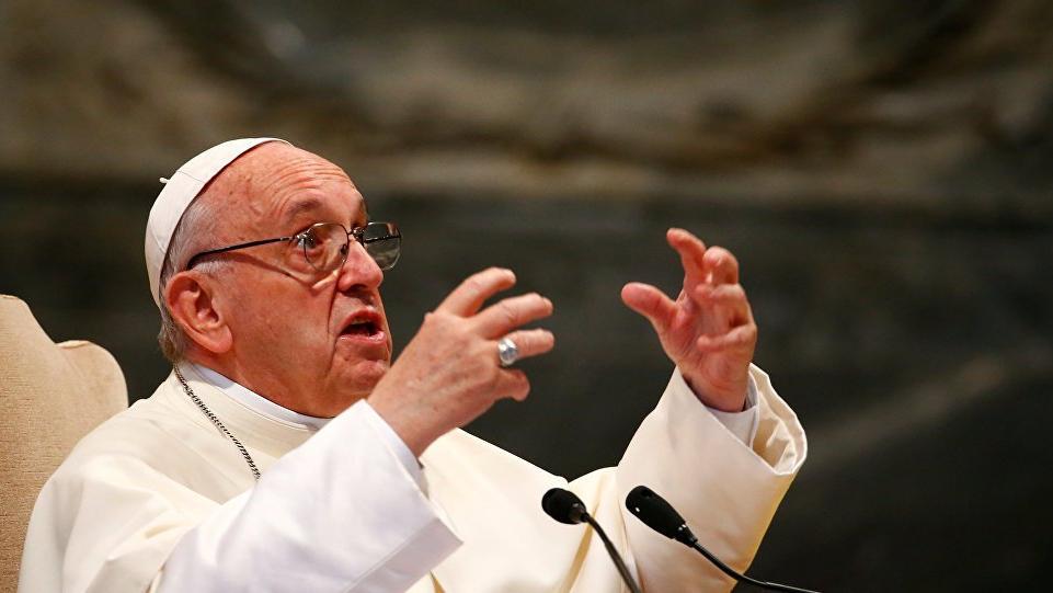 Papa açtı ağzını yumdu gözünü: Kilisede ne çok pislik var