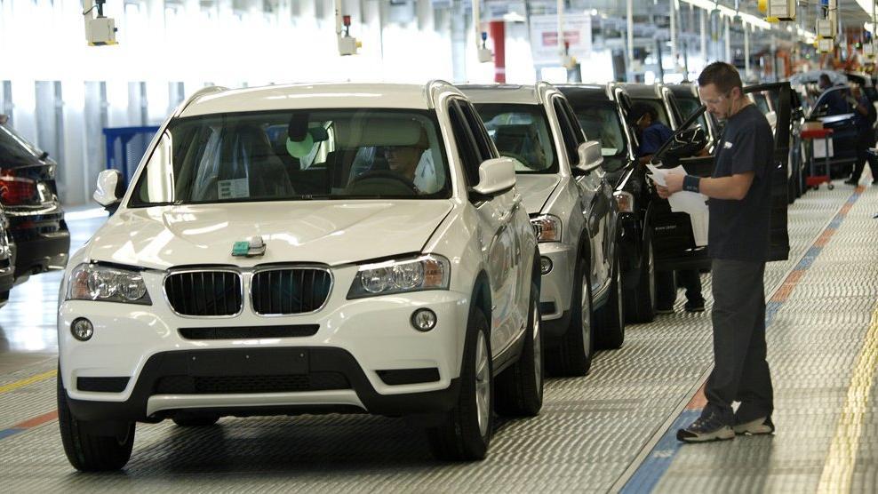 BMW Tayland'da X5 üretecek