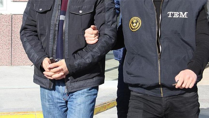 PKK'nın Avrupa'daki yöneticisi sınırda yakalandı