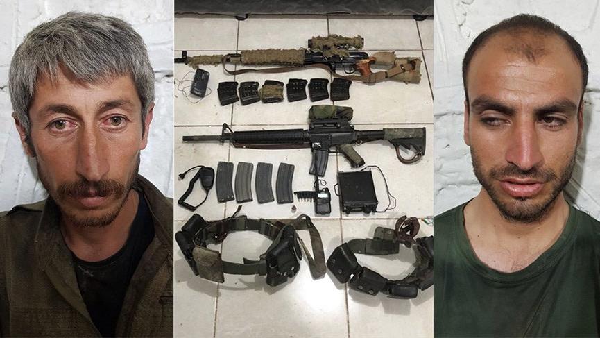 Terör örgütü PKK'ya ağır darbe! Mazlum Kaçan yakalandı