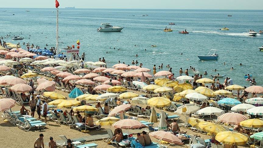 1,5 milyon kişinin tatile gitmesi bekleniyor