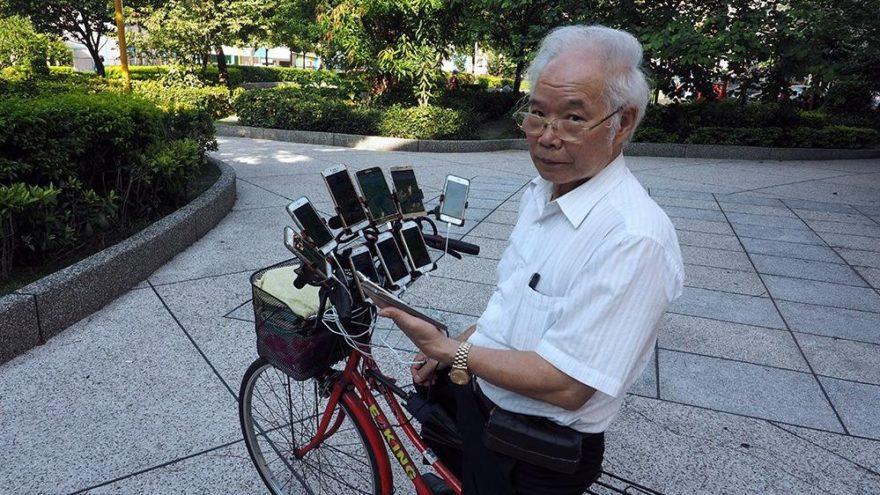 70 yaşındaki Tayvanlı amcanın şaşırtan Pokemon aşkı