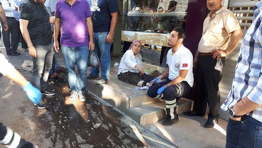 Başkent Ankara'da silahlı saldırı: 8 yaralı