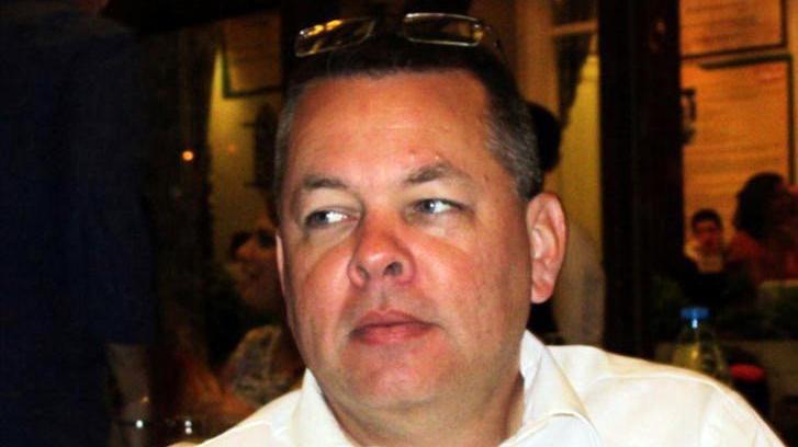 Brunson'ın ev hapsine yapılan itiraz rededildi