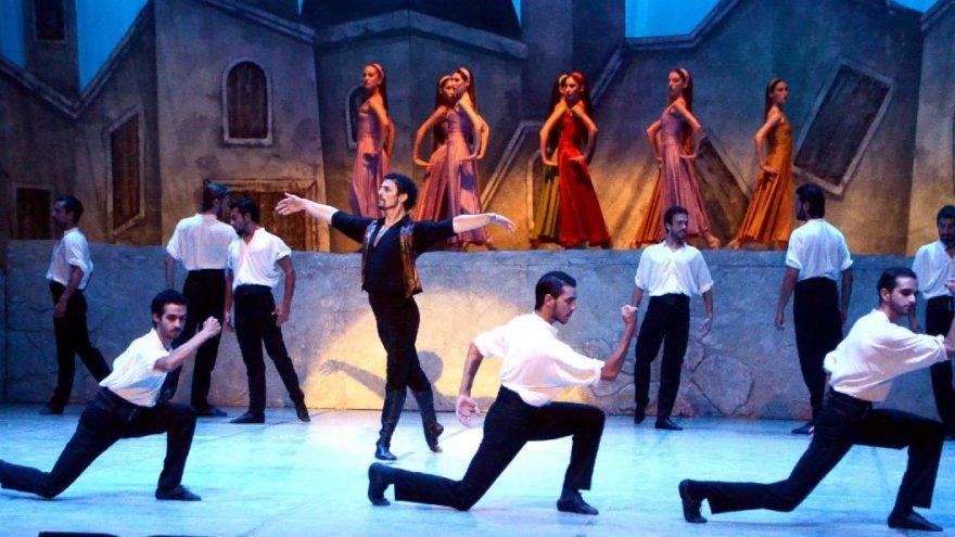 Bodrum'da bale festivali, Zorba ile başladı