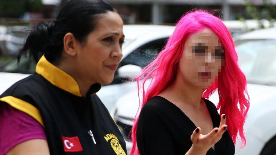 Adana'da fuhuş operasyonunda yakalanan 'Pembe Panter Ayşe' Instagram fenomeni çıktı