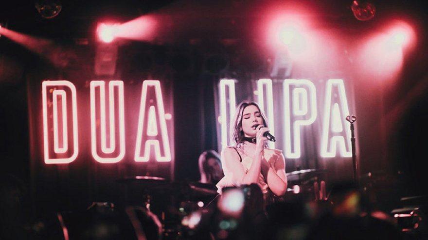 Dua Lipa, Türkiye'de konser verecek