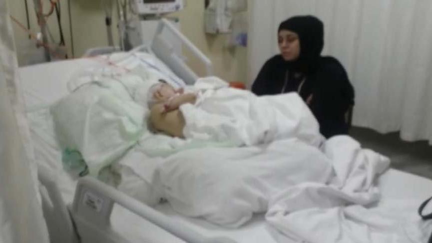 Esenyurt'taki dehşet anları: Küçük çocuk beyin kanaması geçirmiş