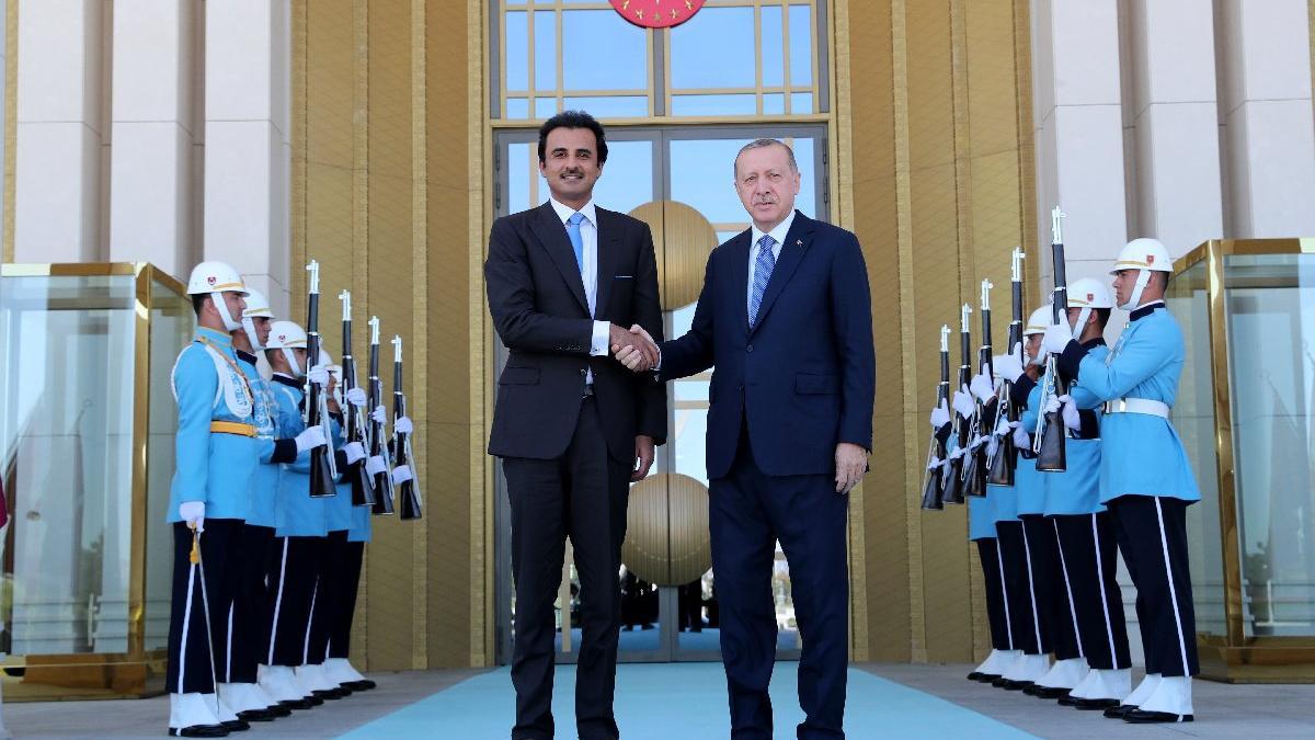 Ankara'da kritik ziyaret