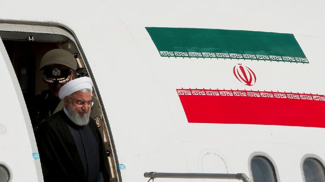 Ruhani'nin temsilcisinden Erdoğan: ABD'yi pişman edeceğiz