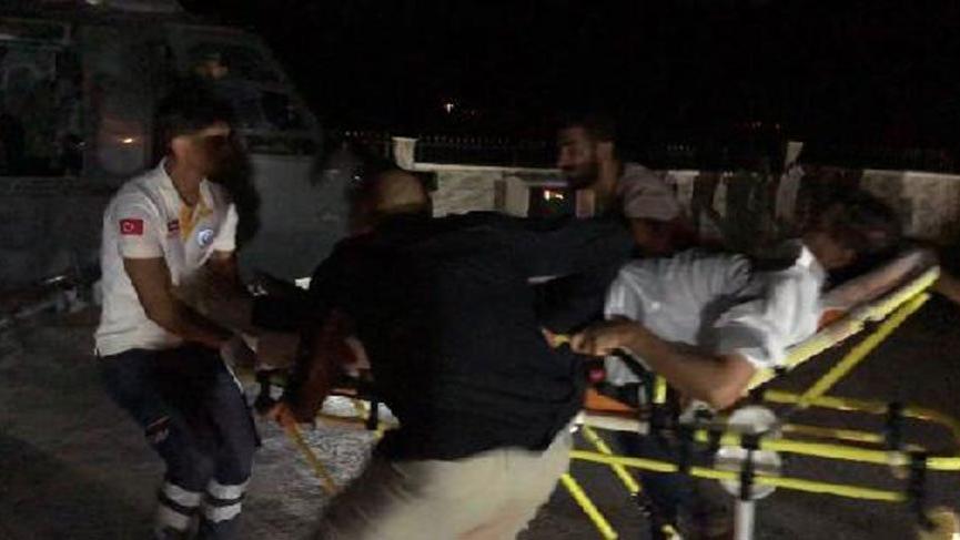 CHP'li Şaroğlu, ambulans uçak ile Ankara'ya sevk edildi