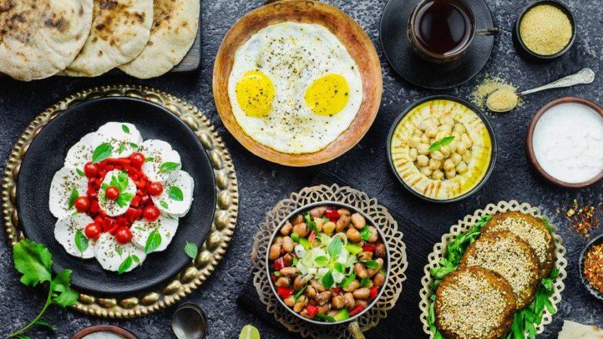 Kahvaltı için lezzetli öneriler… İşte keyifli kahvaltılık tarifleri