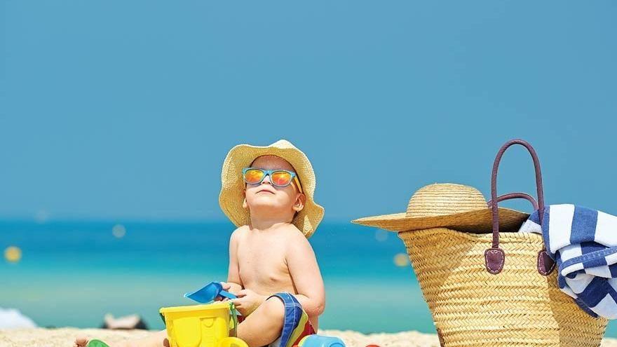 Çocuklarda güneş çarpmasına dikkat