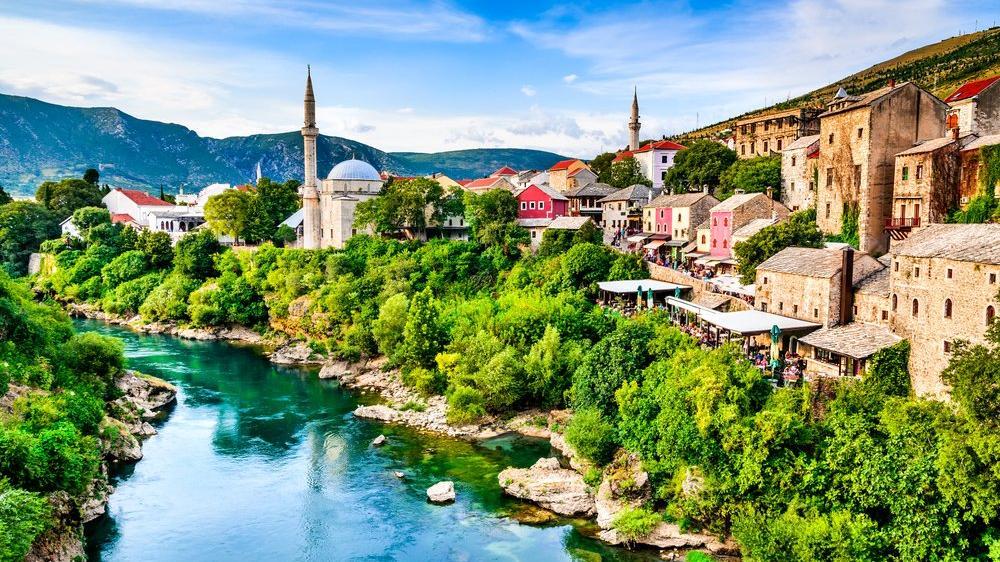 Bosna Hersek gezilecek yerler: Turistik yerleri ile Bosna Hersek gezi rehberi...