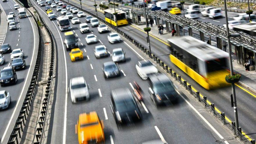 Trafiğe kayıtlı araç sayısı Haziran ayında arttı