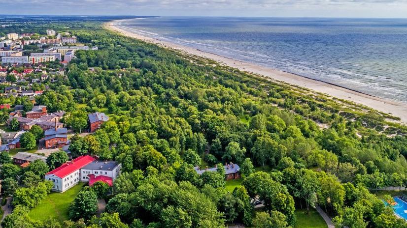 Letonya gezilecek yerler: Avrupa'nın en uzun kumsalına sahip olan Letonya'nın gezi rehberi