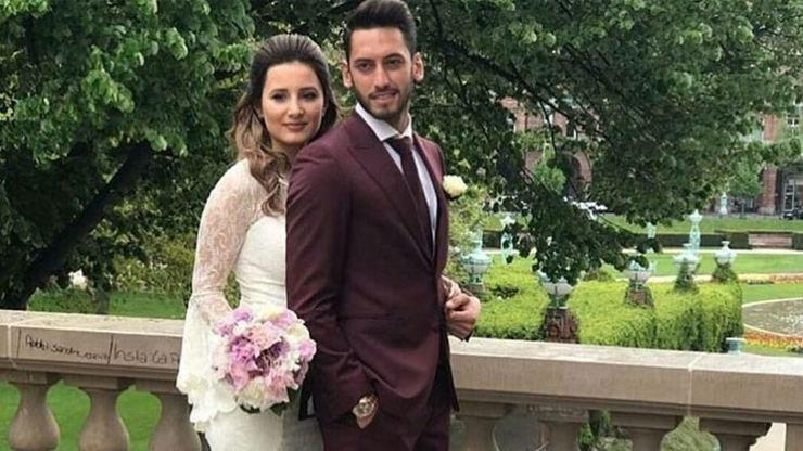 Sinem Çalhanoğlu eşi Hakan Çalhanoğlu'nun suçlamalarına yanıt verdi