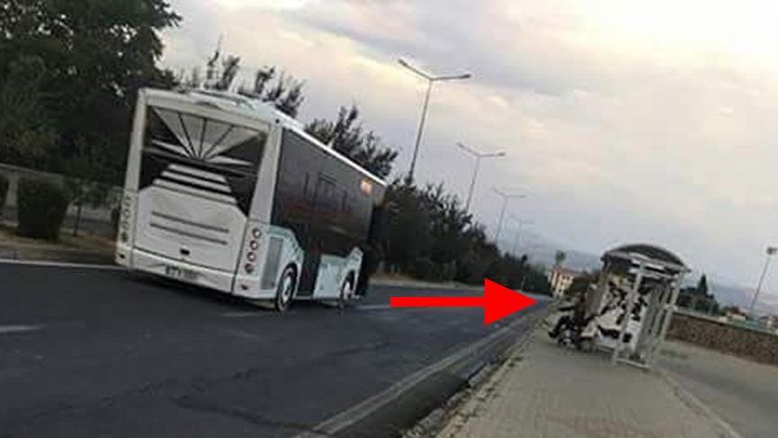 Bingöl'de engelli vatandaşı almayan otobüs şoförüne ceza kesildi